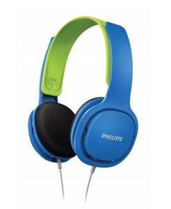 SHK2000BL - Kinder hoofdtelefoon - Blauw